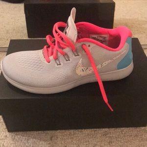 NWB Custom Nike Free Nike ID